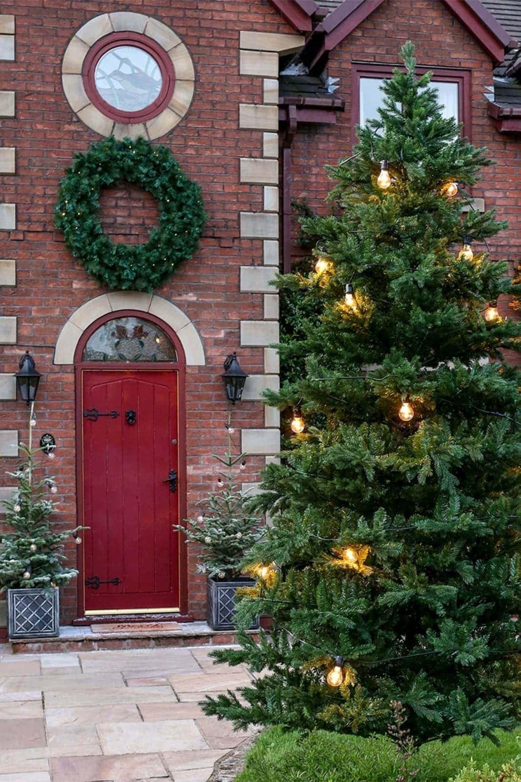 bol verlichting kerst