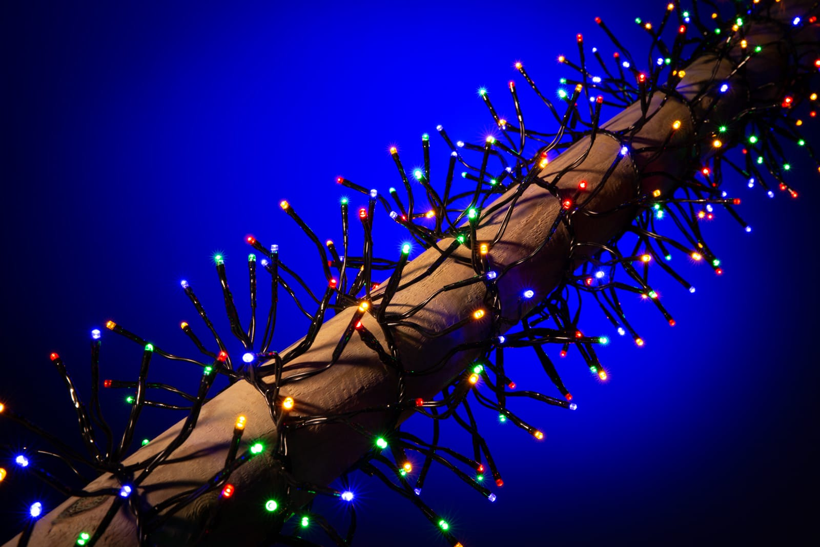 Cluster verlichting • Kleur • 448 LED lampjes
