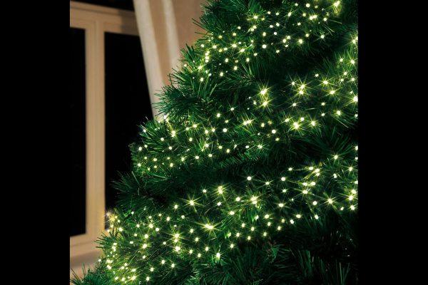 clusterverlichting kerstboom