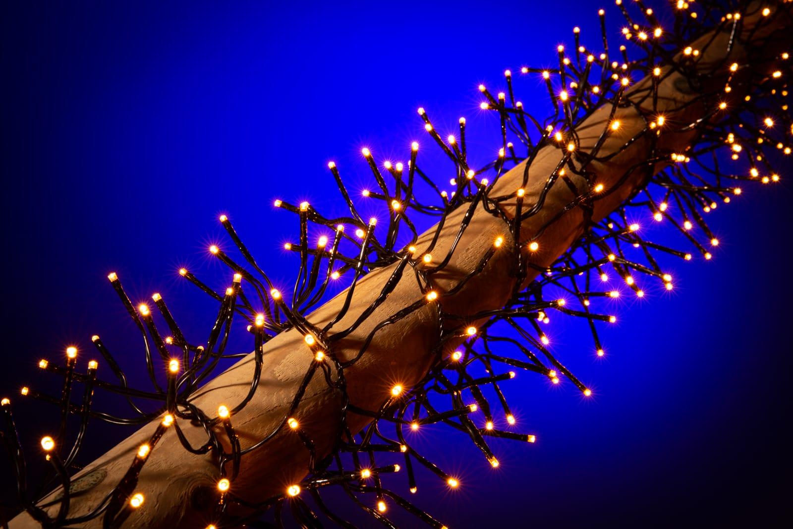 Clusterverlichting • 768 LED lampjes » Kerstverlichting Buiten