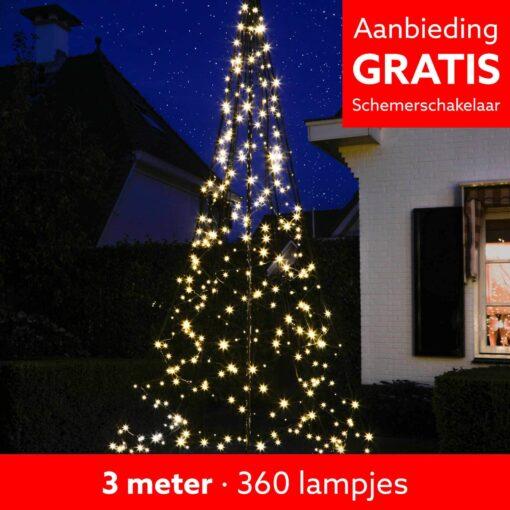 fairybell 3 meter 360 leds FANL 300 360 02 EU 8718781474188