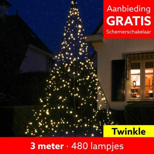 fairybell 3 meter 480 leds FANL-300-480-02-EU 8718781474201