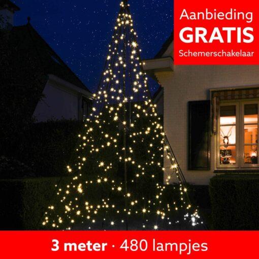 fairybell 3 meter 480 leds twinkle FANL-300-480-03-EU 8718781474218
