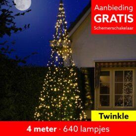 fairybell 4 meter 640 leds twinkle FANL-400-640-03-EU 8718781479367