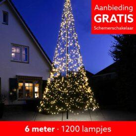 fairybell 6 meter 1200 leds FANL-600-1200-02-EU 8718781474270