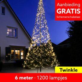 fairybell 6 meter 1200 leds FANL-600-1200-03-EU 8718781474287