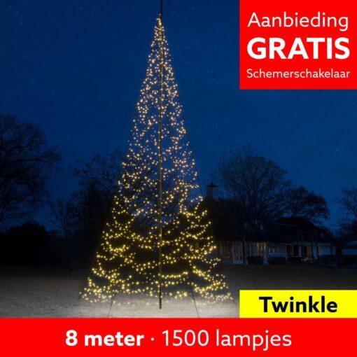 fairybell 8 meter 1500 leds FANL-800-1500-03-EU 8718781474317