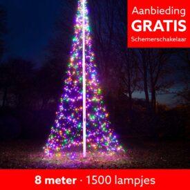 fairybell 8 meter 1500 leds FANL-800-1500-04-EU 8718781474324