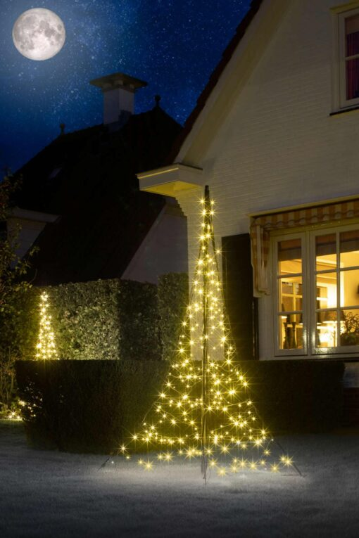 fairybell all surface kerstboom 200 cm 240 leds