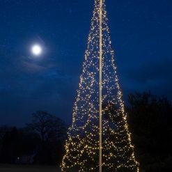 fairybell kerstboom 10 meter