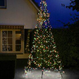 fairybell kerstboom 4 meter multicolor