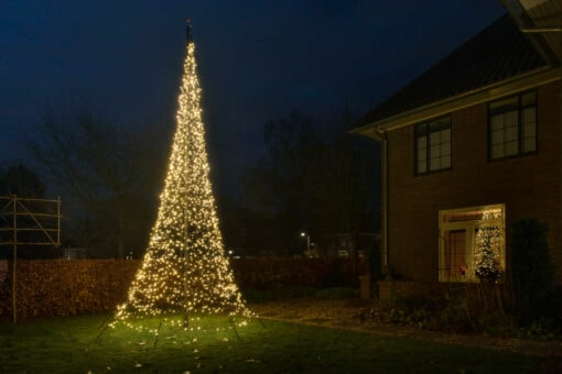 fairybell kerstboom 6 meter 2000 leds