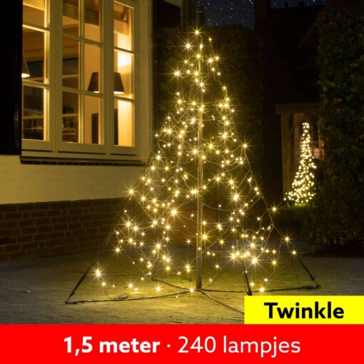 fairybell kerstboom twinkle all surface FANL-AS150-240-03-EU 8718781480677