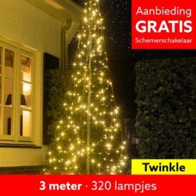 fairybell kerstboom twinkle all surface FANL-AS300-320-03-EU 8718781480714