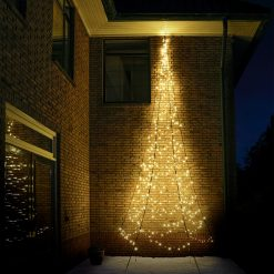 fairybell muurkerstboom 600 cm 450 led