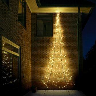 fairybell muurkerstboom 600 cm 450 led