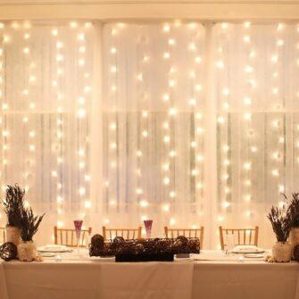 feestverlichting bruiloft