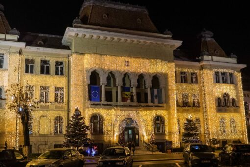 gevelverlichting kerst