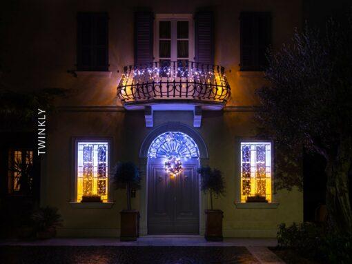 gevelverlichting kerst twinkly