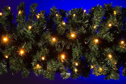groene kerstslinger