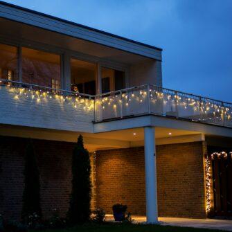 ijspegelverlichting balkon