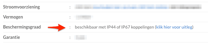 ip44 of ip67