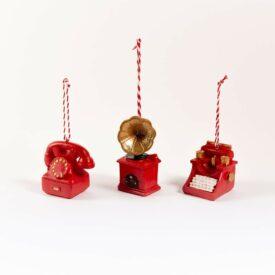 kerstboomhangers vintage