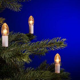 Kerstverlichting kaarsjes