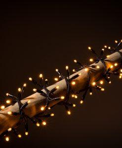 koppelbare clusterverlichting buiten