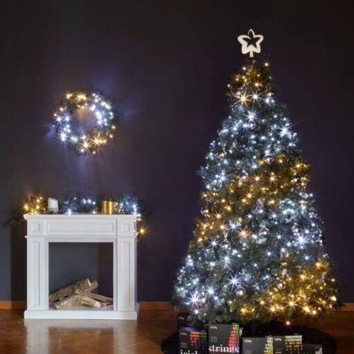 lampjes kerstboom twinkly
