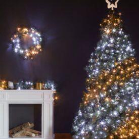 licht kerstboom twinkly