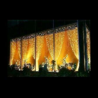 lichtgordijn raam