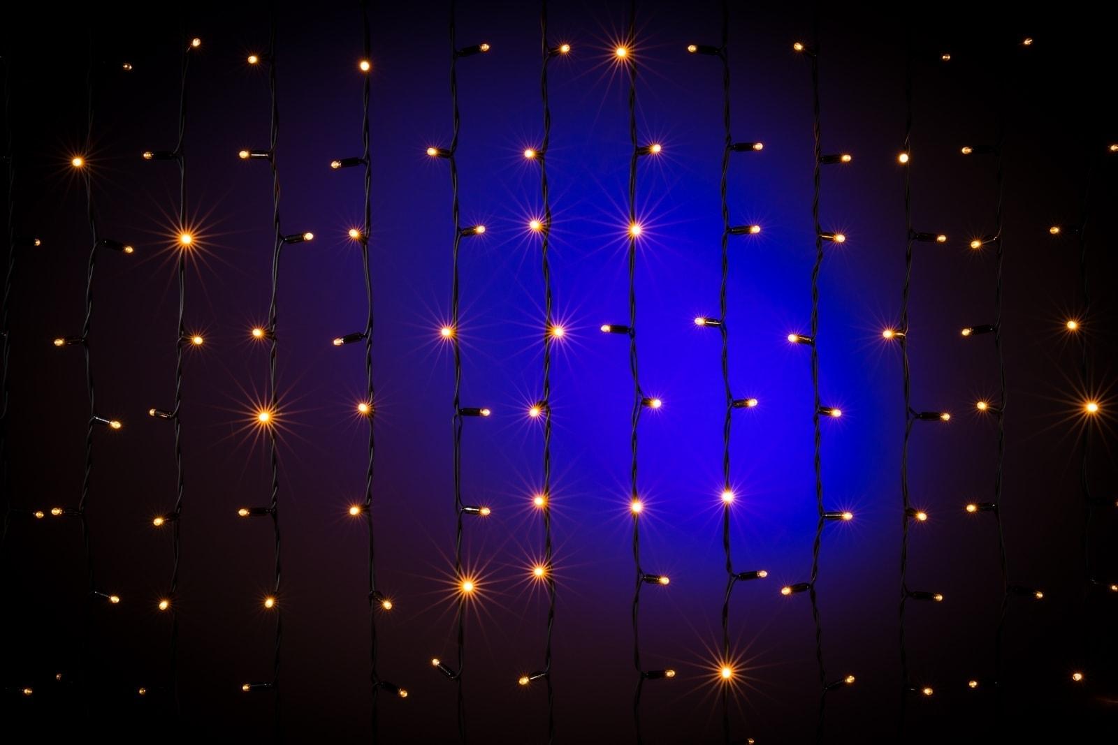 Led Gordijn Kopen : Lichtgordijn led u m m u lampjes u warm wit starterset