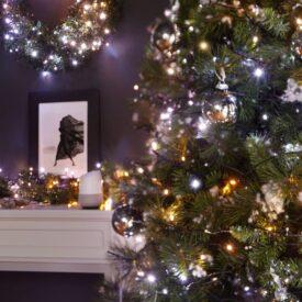 lichtjes kerstboom twinkly