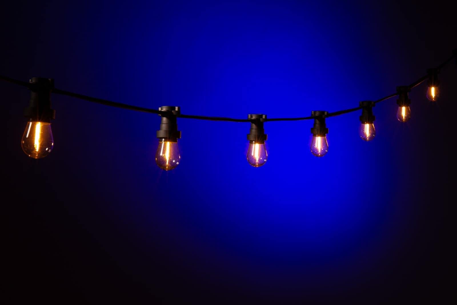 lichtslinger buiten