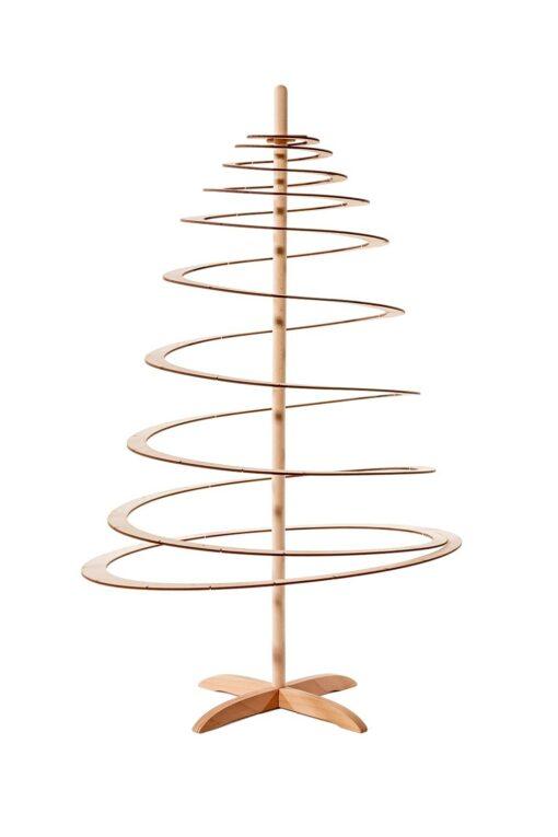 moderne kerstboom spira small oval