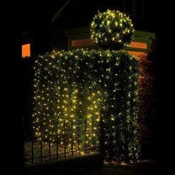 netverlichting kerstboom