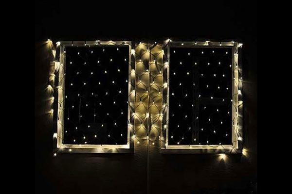 netverlichting raam