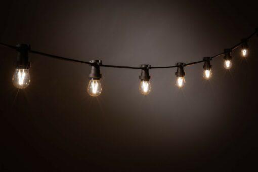 prikkabel buitenverlichting