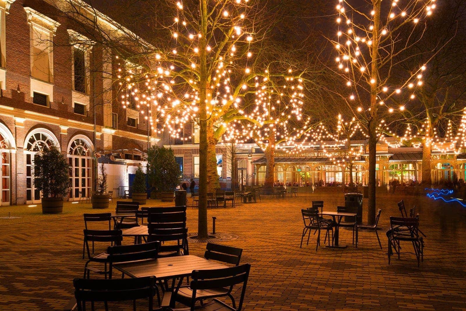Prikkabel LED 10 meter • 20 lampen • Warm wit helder » Starterset