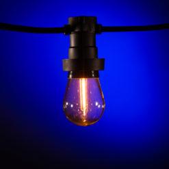 prikkabel filament led lampen klassiek warm wit