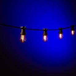 prikkabel led filament