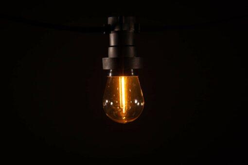 prikkabel led lamp filament