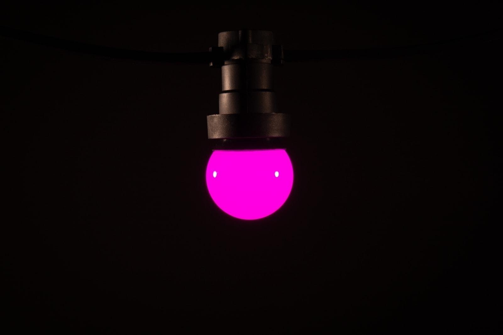 Prikkabel Led Lampen : Prikkabel led lamp u roze kerstverlichting buiten