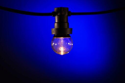 prikkabel led lampen modern warm wit