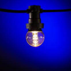 prikkabel led lampen modern warm wit lens