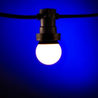 prikkabel led lampen wit helder