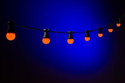 prikkabel oranje
