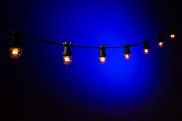 sfeerverlichting buiten