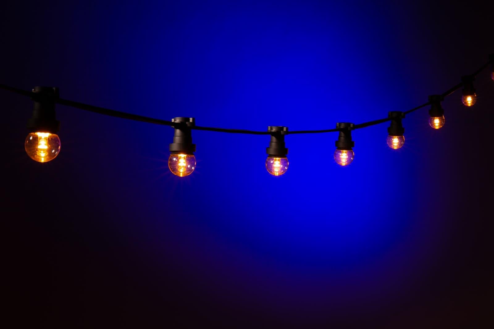 tuinverlichting snoer